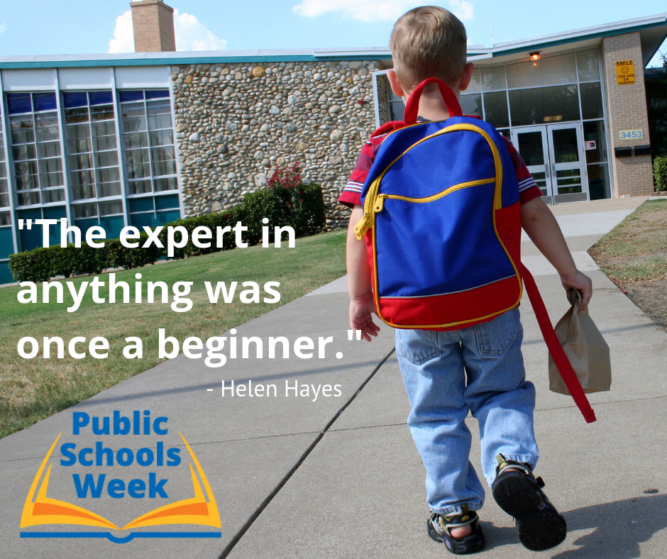Superintendent Update: Please Join Us in Celebrating Public Schools Week!