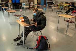 As pandemic upends education, testing comes into focus