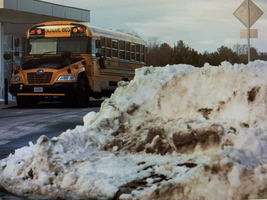Snowstorm may not cancel classes in some school districts