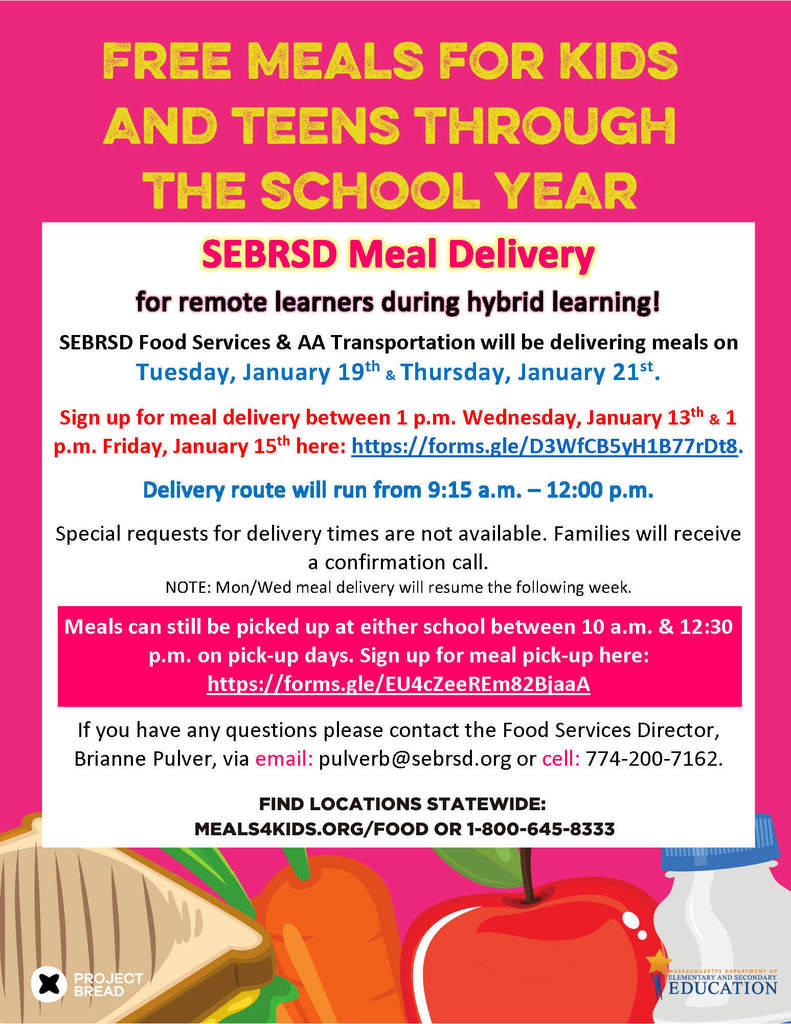 Meal Delivery Program
